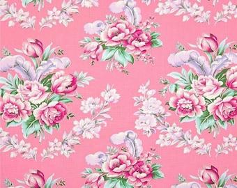 Pink Taylor Circa by Jennifer Paganelli 1/2 yard