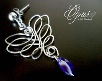 Opus Wirework Earrings