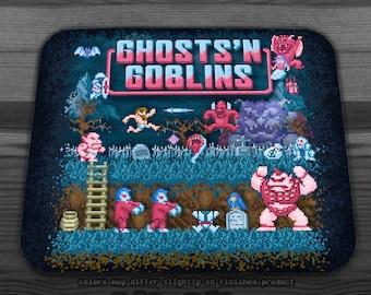 Goblins n' Ghosts Mousepad