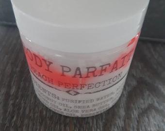 Aloe Gel Body Butter Parfait- Peach Perfection