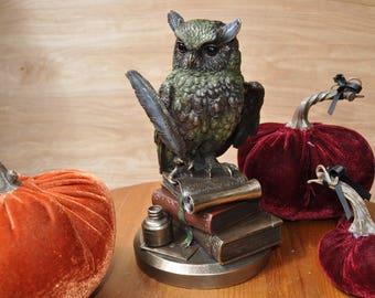 Wise Eagle Owl