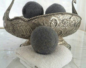 Set Of Six Wool Dryer Balls