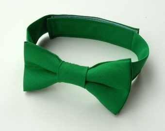 Green Bowtie- Infant, Toddler, Boys-                2 weeks before shipping