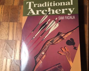 Traditional Archery book