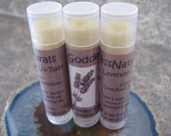 "12 ""Lavender""  Lip Balms 0.15 oz tubes ""Retail/Resale Value 36.00"""