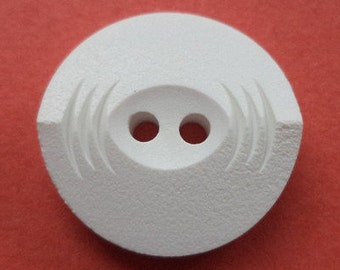 11 buttons 16mm white (5995) button