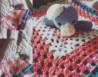 Cuddle cloth for babies