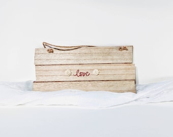 Wooden love sign/ Love decor/ Love/ Love home decor/ Wedding love sign/ Rustic love sign/ Rustic wooden sign/ Handmade wooden sign