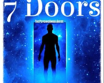 7 Doors Cartomancy Reading plus oracle in Live VIDEO and JPG