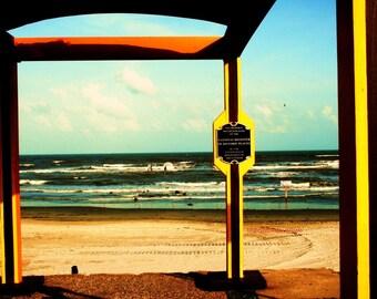 The Balinese Room, .Galveston Texas, Gulf Coast, original photography, PoM team, PoE team