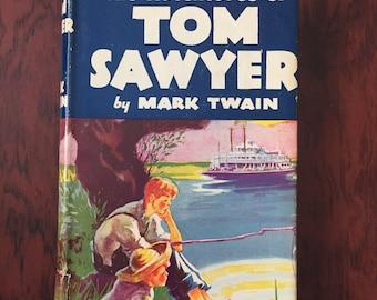The Advebtures of Tom Sawyer
