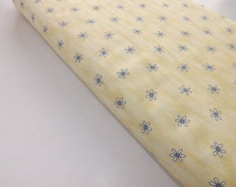 The Hatfields Tenderberry Stitches Cute Yellow Daisies Childrens Kids Baby Quilting Sewing Fabric Cotton Textiles