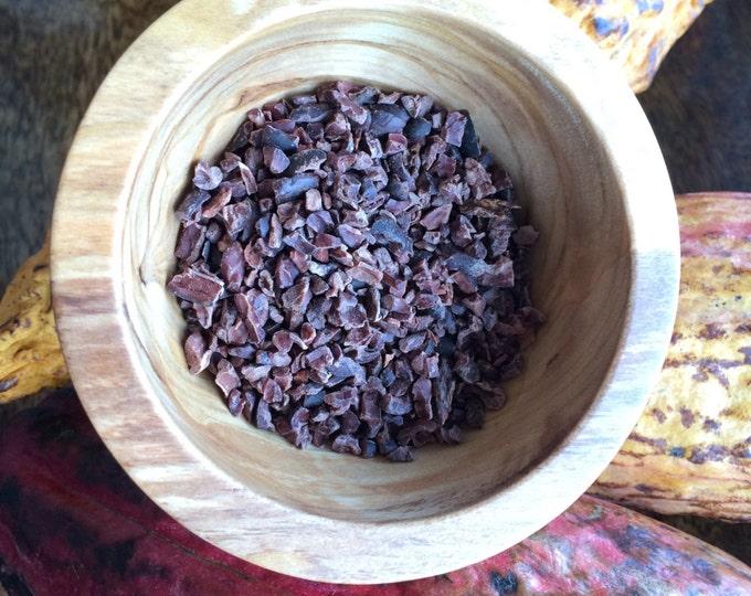 Pure Hawaiian Cacao Nibs- 1.8oz