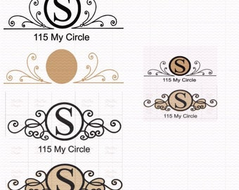 Personalized Mailbox  Svg Files, studio compatible and jpeg file