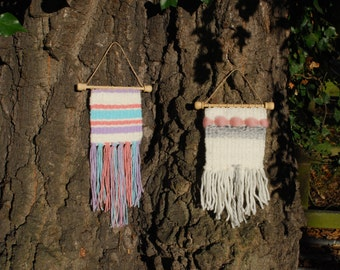 Mini Weave Wall Hangings