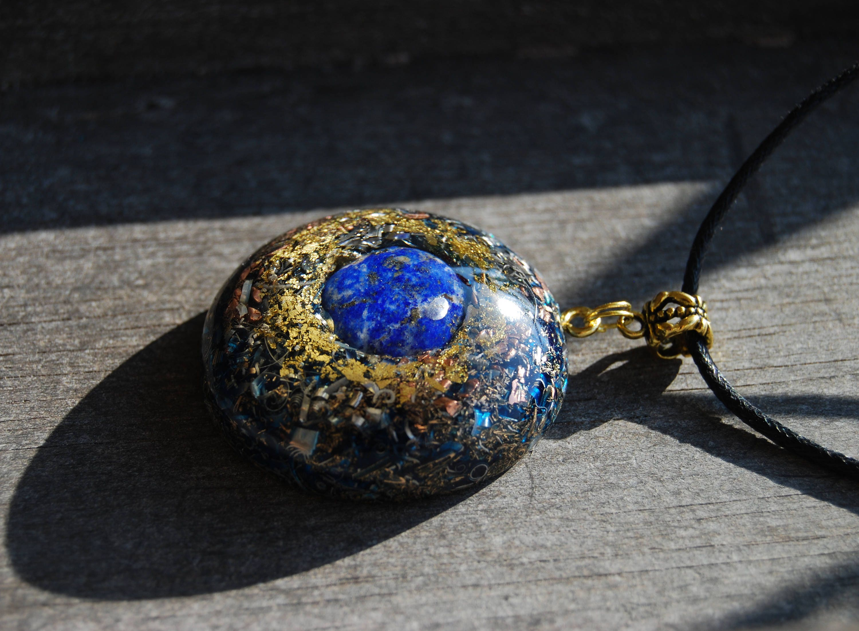 zb cubed gold kette goldplattiert lapislazuli noble silver necklace wuerfelkette lapis plated with lazuli gilded