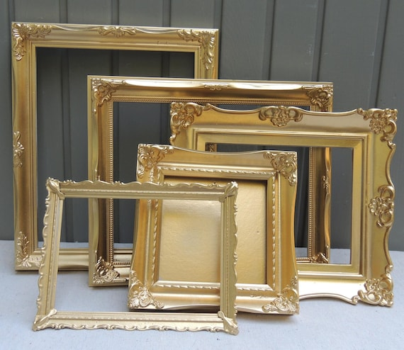 RESERVED 9 Custom Picture Frames, Picture Frame Group, Gallery ...