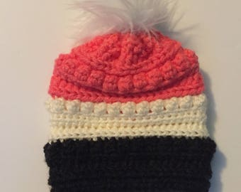 Toddler Bobble Beanie