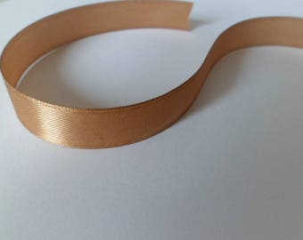 Double Sided Satin Ribbon