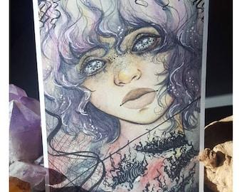 Mixed Media Art Prints by Aethereal Arts