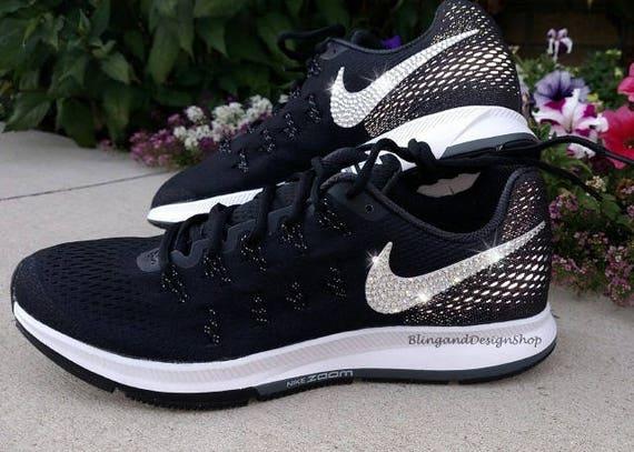 Bling Swarovski Nike Air Zoom Pegasus 33 Women s Nike efd31ac8f5