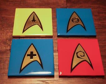 Star Trek TOS Coasters