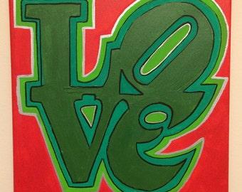 LOVE PARK Eagles Themed