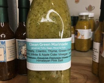 Trini Green Seasoning