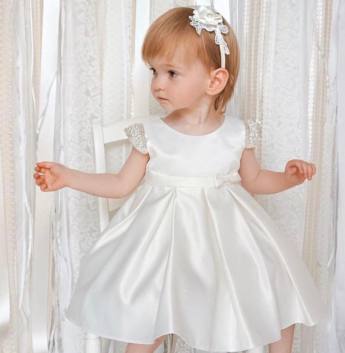 Christening Dress/Baptism bautizo blessing gown/baby baptism