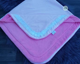 Cuddly blanket for babies and toddlers