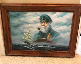 Original Old Man and the Sea