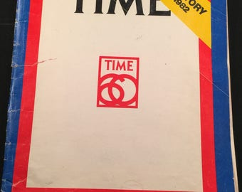 TIME Special 60th ANNIVERSARY Edition 1923 - 1982