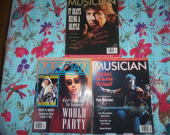 Musician Magazine Group ONE 0406 JUST REDUCED
