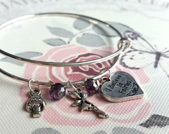 I believe in Fairies Bracelet