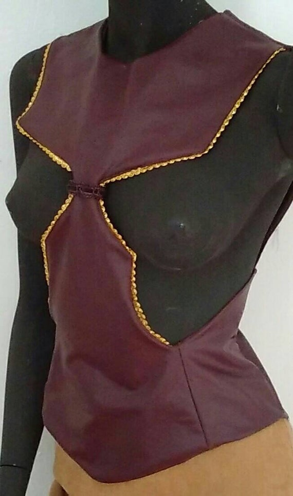 PRECONSTRUCTED SHURI VEST - Black Panther Character - Shuri