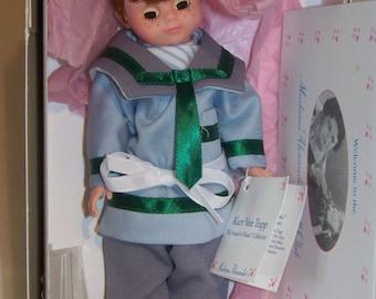 Kurt-Sound of Music-Madame Alexander doll
