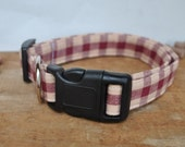 Dog Collar. Fabric Dog Co...
