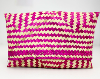Mexican Handwoven Clutch