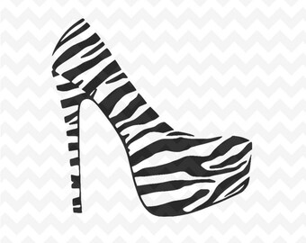 High heel shoe SVG, woman high heels shoe SVG and png instant download, high heeled shoe svg file for cricut and silhouette