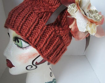 Knit Accessories Woman's Slouch Hat