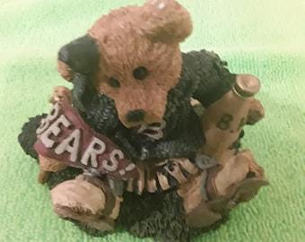 Boyds Bears, Bailey...The Cheerleader, 1995