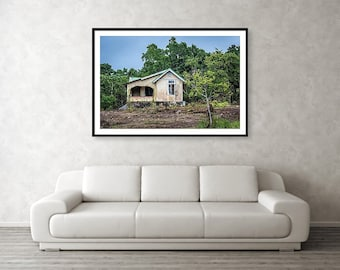 Jamaica, Pictures of Jamaica, Abandoned Homes, Old Buildings, Old Houses, Rusty, Rustic, Destroyed,Rural Towns,Country Homes, Rural Pictures