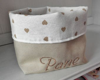 Embroidered Fabric bread-maker