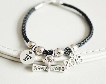 Graduation Gift, Graduation bracelet , Graduation Gift for her, Graduation Gift for him,Graduation present, 2018 graduation ,Student Gift