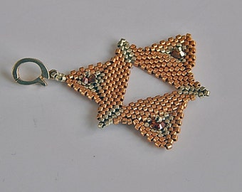 My Golden Star Pendant