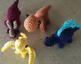 Dinosaurs (3-6in)