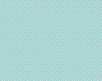 6302 Aqua dots FORGET ME NOT by Tammie Green