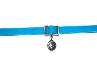 Retro style Choker necklace the Velvet Choker