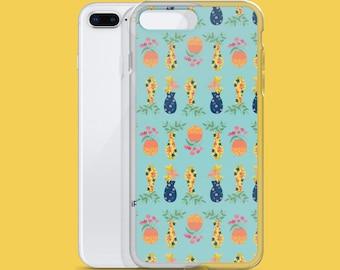 Tropical Vase Trio iPhone/Samsung Case