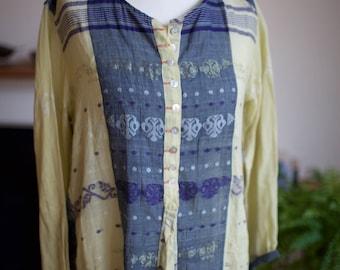 Indian Cotton Blouse